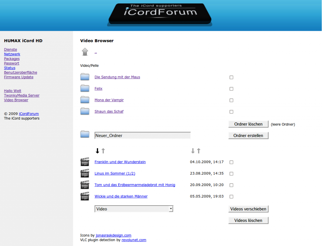 Screenshot-HUMAX iCord HD - Mozilla Firefox